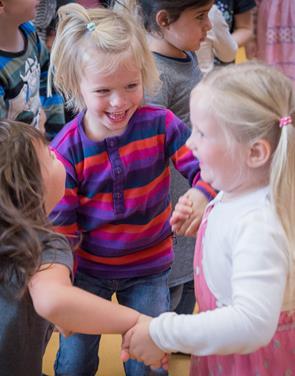 Støtte til tidlig kulturstart for børn