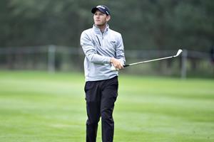 Dansk golfspiller kravler op i top-10 i Madrid