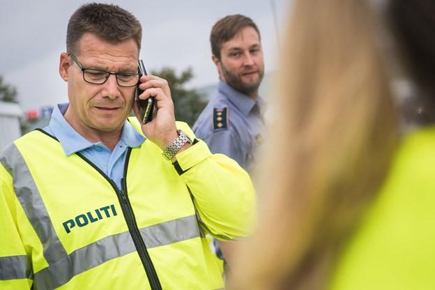 Claus Kjær-Pedersen. Arkivfoto: Martin Damgård
