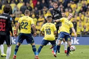 Superligaen dropper kampe om lørdagen