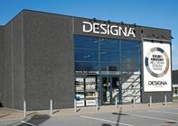 Designa i Frederikshavn er lukket