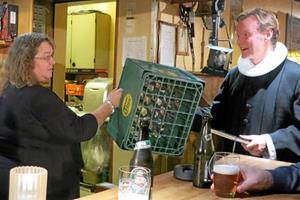 Bibelhistorier fra en ølkasse