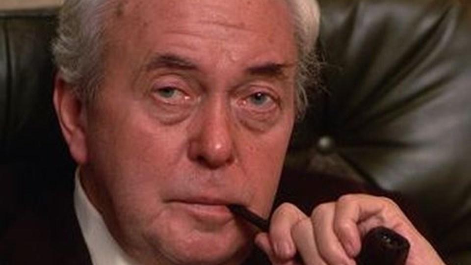 Tidligere britiske premierminister Harold Wilson.