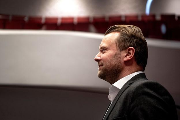 Lasse Rich Henningsen er sammen med fem andre nomineret til Årets Leder 2018.