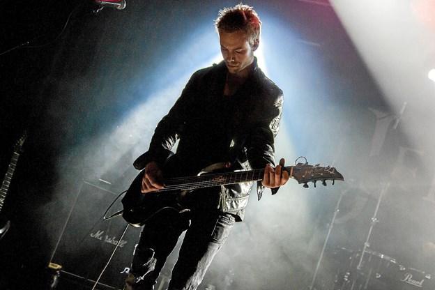 Interessen for Aalborg Metal Festival har i år været større end nogensinde. Arkivfoto: Lasse Sand