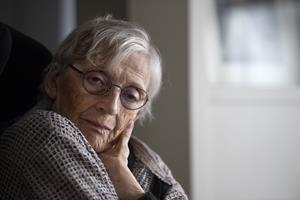Anne Grethe bor på Fremtidens Plejehjem: - Jeg bliver ked af det, når de ikke tror på, hvad jeg siger