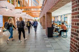 Uventet gave til Morsø Gymnasium: Milliontilskud letter presset