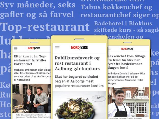 Turbulent forår for nordjyske restauratører: Se taberne og vinderne
