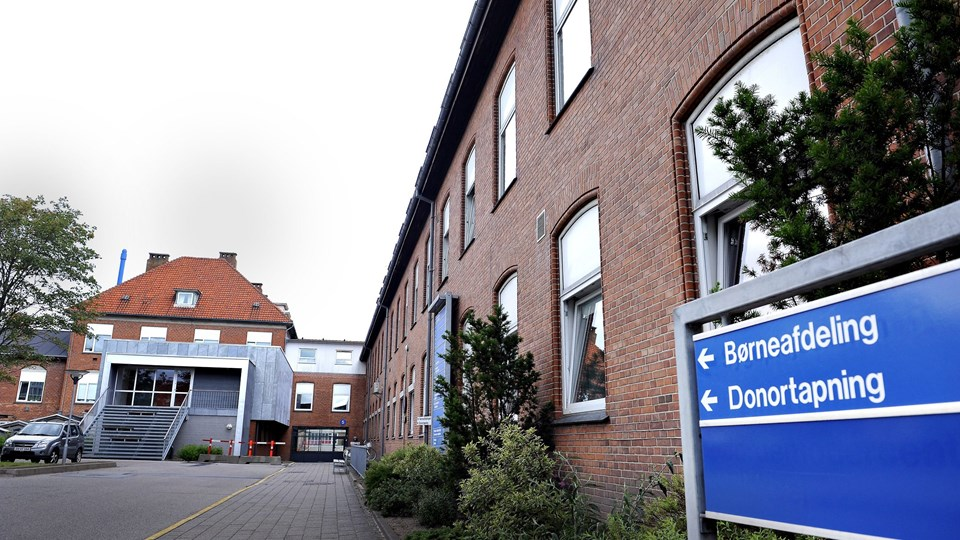 Forskere på Sygehus Vendsyssel får næsten en million kr. til forskning. Foto: Bent Bach