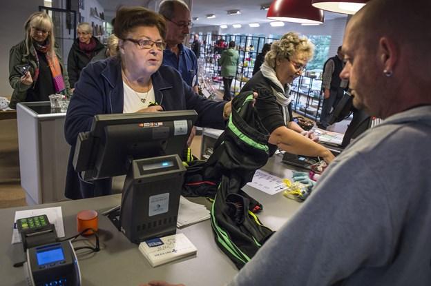 Butikken på Skjellerupvej åbnede i 2015, og dermed har Hobro mindst syv forskellige genbrugsforretninger.