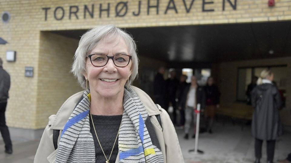 Seniorrådet i kommunen med formand Anette Valentin i spidsen ønsker bedre forhold for ældre og handicappede i byen. Arkivfoto: Bente Poder