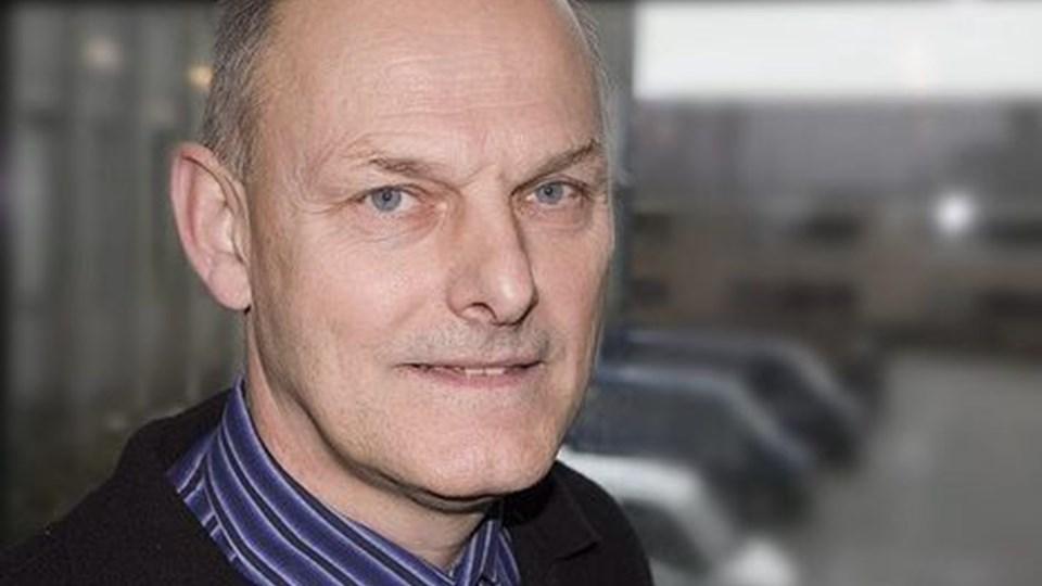 Indbrudstyvene får vicepolitikommissær Ole Jensen og hans specialgruppe i hælene. Foto: Niels Meredin