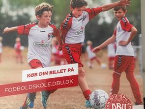 Ny omgang fodboldskole er på vej til Hadsund