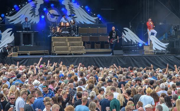 Rekordsalg til Rock i Frederikshavn