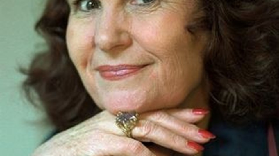 Mimi Heinrich fylder i dag 75 år.Foto: Scanpix