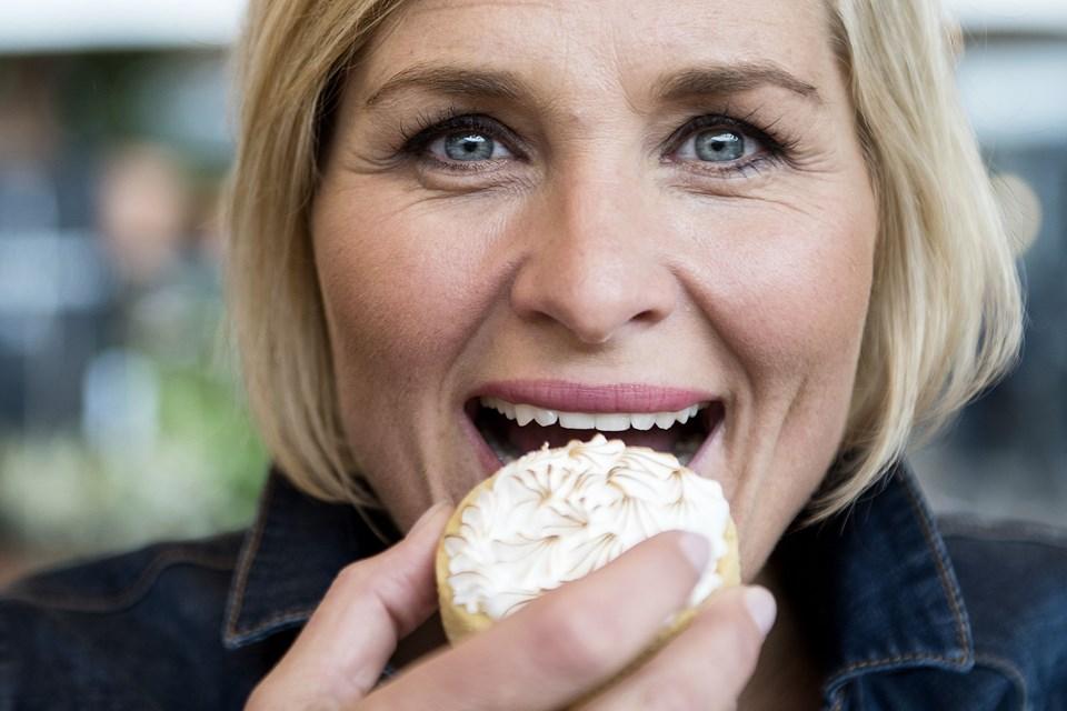 """Katrine Foged Thomsen er dommer i """"Den store bagedyst"""". Sarah Christine NØrgaard/Ritzau Scanpix"""