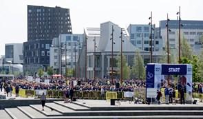 9000 løbere i Aalborg: Royal Run er kåret til Årets event