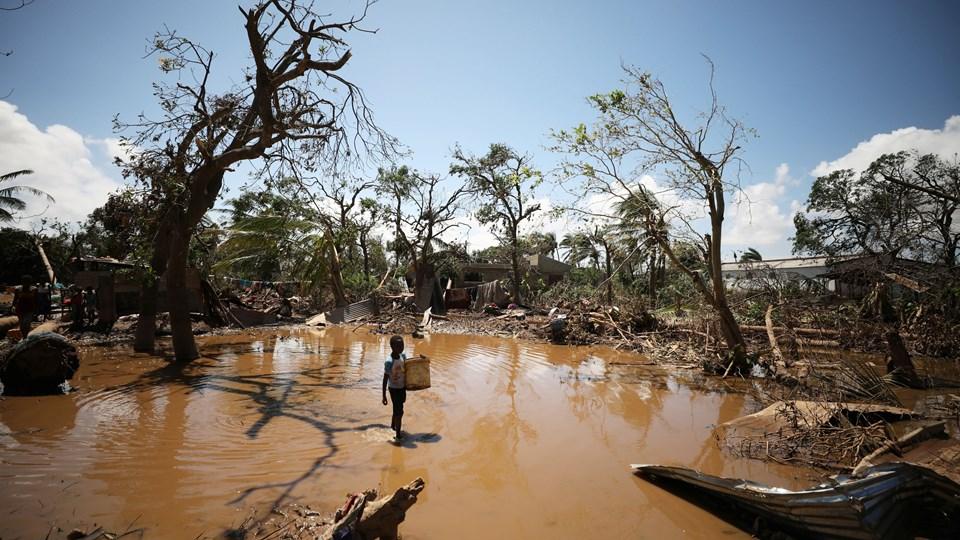 Der er fundet koleratilfælde i Mozambique, der for nylig blev ramt af cyklonen Idai, og nu er plaget af voldsomme oversvømmelser.