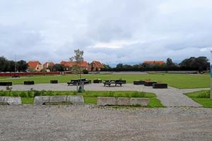 Borgere fik lov at bestemme hvordan parken skulle se ud - alligevel står den gabende tom