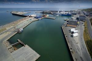 Afventer havnelov: Hanstholm Havn - måske som aktieselskab