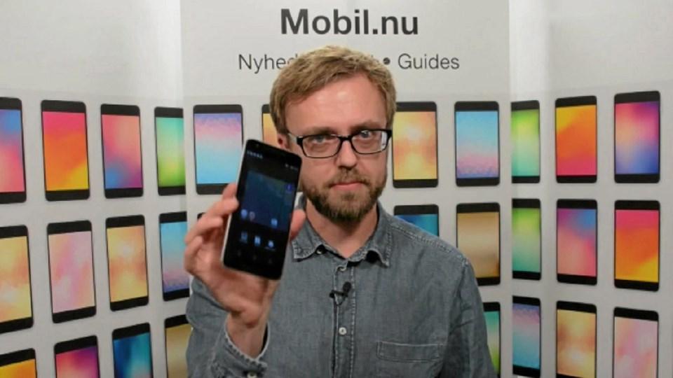 Mobil.nu ser nærmere på den nye Google-topmobil Nexus 6P.