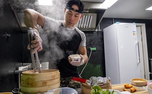 Stor nyhed: Nyt køkken åbnet hos Street Food