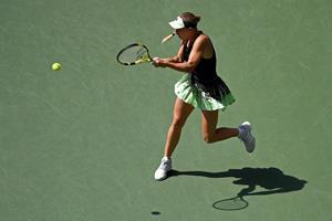 Wozniacki falder sammen og ryger ud af Wuhan Open