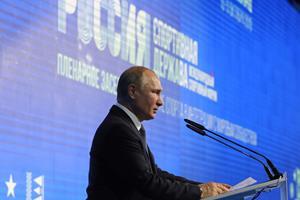 Putin lover at samarbejde med Wada i speget dopingsag