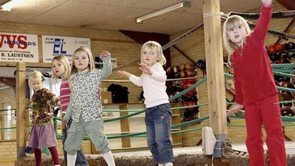Aalborg Kommune bør have en visionær børne- og ungdomspolitik, mener byrådsmedlem Daniel Nyeboe Andersen. arkivfoto