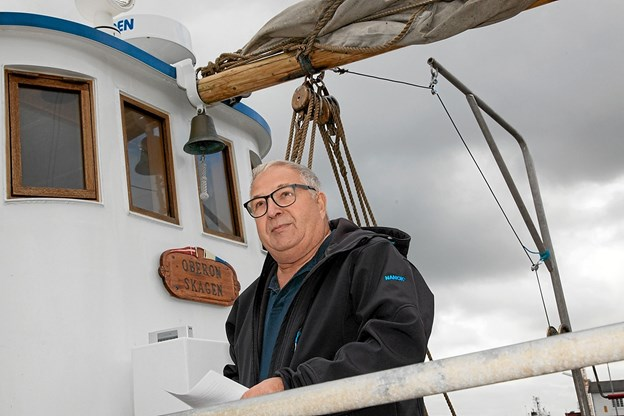 Jørgen Ole Petersen fortæller om Oberon og projektet.