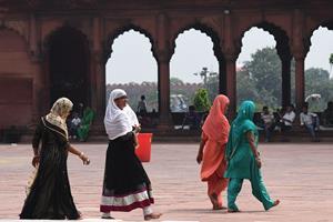 Indiens højesteret nægter muslimske mænd lynskilsmisse