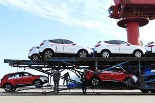 Skat kritiseres for mangelfuld kontrol af bileksport