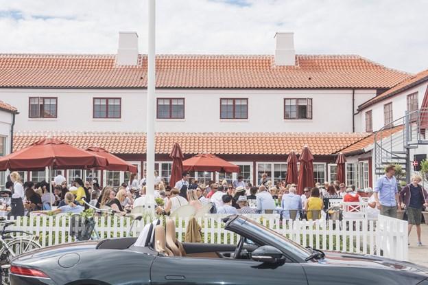 De rige og berømte kan se frem til pænt sommervejr i Skagen
