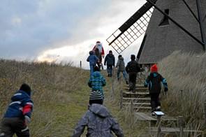 Julemand, nissemor og stort julemarked på Kystmuseet Skagen