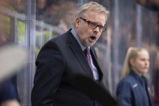 Finsk træner om pressede høge: Vi skal være skarpere i powerplay
