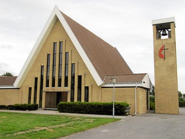 Julestue i Metodistkirken
