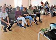 Bæredygtighed og fællessang på programmet