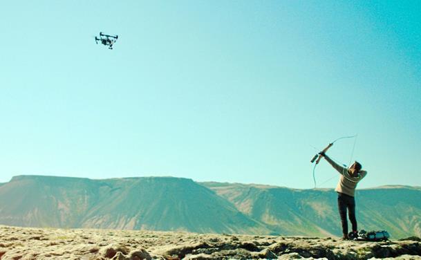 Film om kvinde på krigsstien i BAS