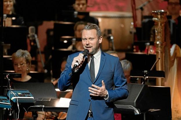 Lasse Rich Henningsen er med i opløbet om titlen som Årets Leder.Foto: Musikkens Hus