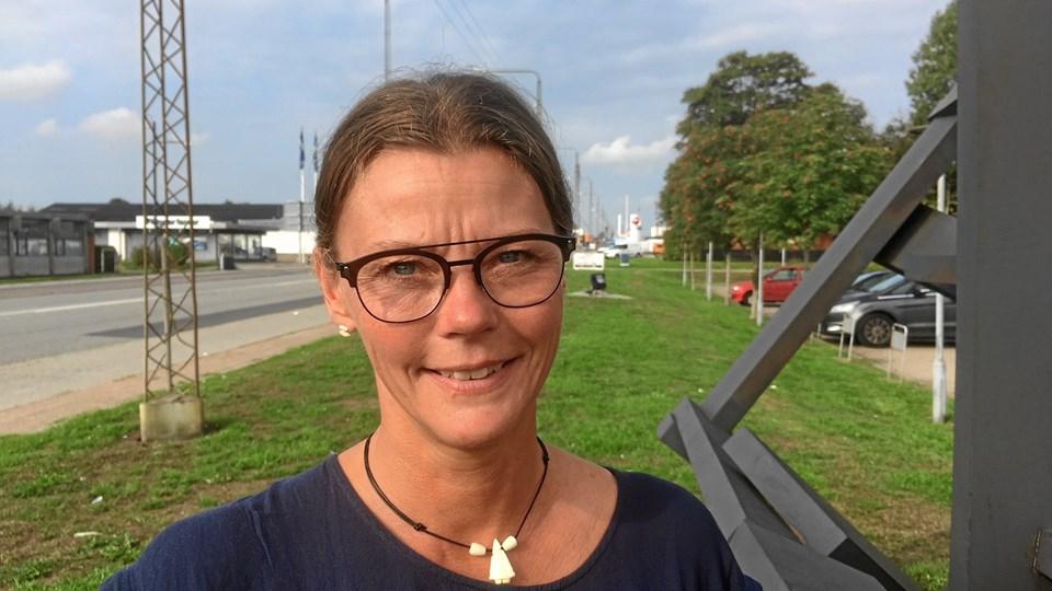 Til daglig er Margit Lind Thomsen anæstesisygeplejerske på sygehuset i Hjørring, mens fritiden bruges på at etablere en sundhedsklinik i Gambia. Privatfoto
