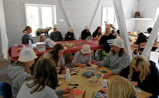 Sommercamp på Lånhus