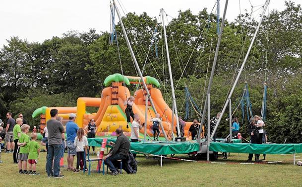 Børnenes festival i Mosbjerg - en succes