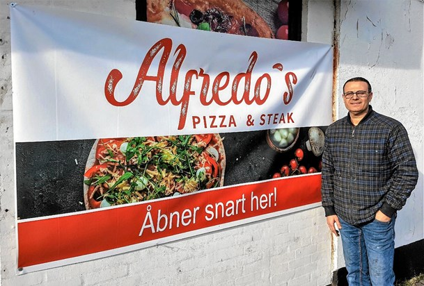 Nye tider i pizzeriaet