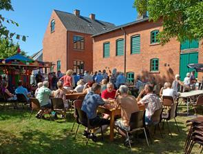 Øl, sild og god musik i Fjerritslev
