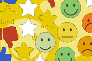 Tilfredshedsundersøgelser: Din oplevelse er guld værd for sælgeren... prøv det i denne artikel