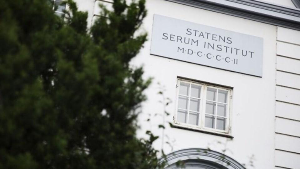 Der er en kighoste-epidemi i Danmark, konstaterer Statens Serum Institut, efter tre gange det normale tilfælde indtil nu i 2019. Arkivfoto: Kasper Palsnov/Ritzau Scanpix