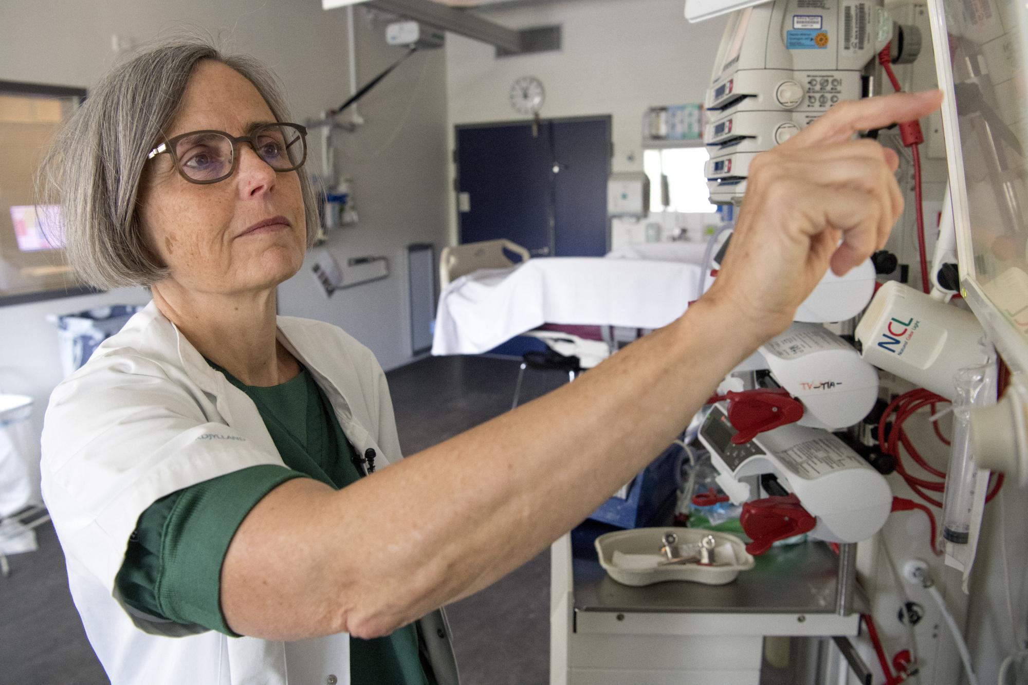 Ilt kan skade hjerne og lunger: Aalborg-professor i spidsen for forskning i iltbehandling