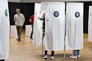 Valgdeltagelsen har kurs mod dansk rekord ved EP-valg