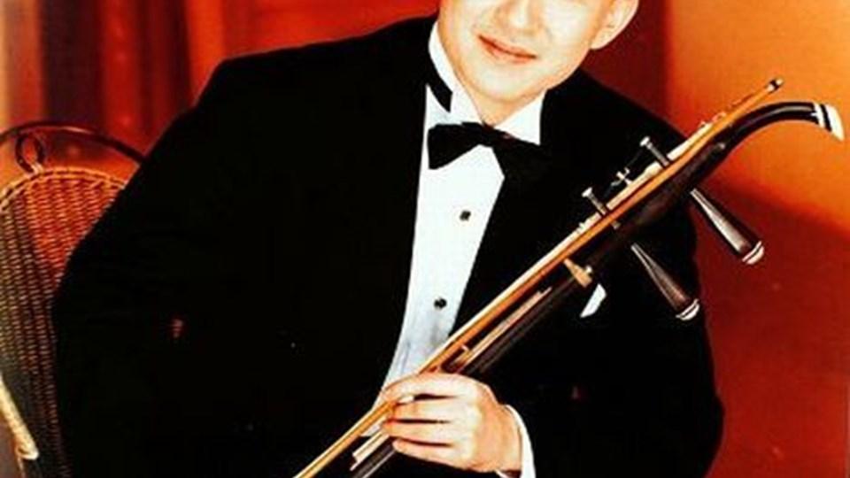 Det er anden gang at Georg Gao optræder i Aalborg, idet han også var solist med symfoniorkestret i 2003.
