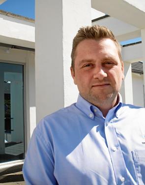 Ny mand i spidsen for Sol og Strand i Blokhus